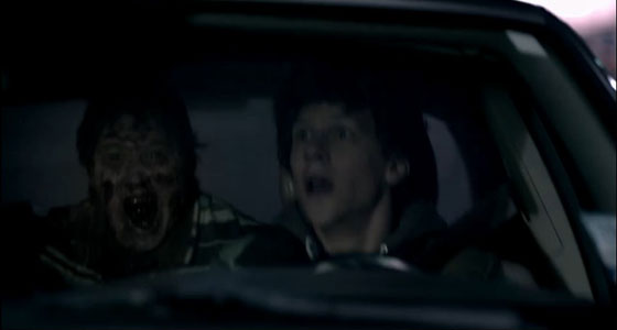 check the back seat Zombieland Rules #31   Check The Back Seat