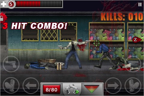 zombieland app screenshot Zombieland Rules from the Cellphone Game