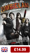 Zombieland Poster 3 UK Buy Zombieland DVD