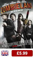 Zombieland Poster 5 UK Buy Zombieland DVD