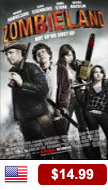 Zombieland Poster 5 US Buy Zombieland DVD