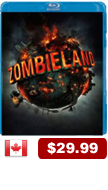 zombieland blu ray CAN Buy Zombieland DVD