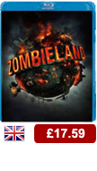 zombieland blu ray UK Buy Zombieland DVD